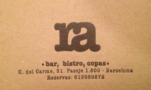 Restaurante RA