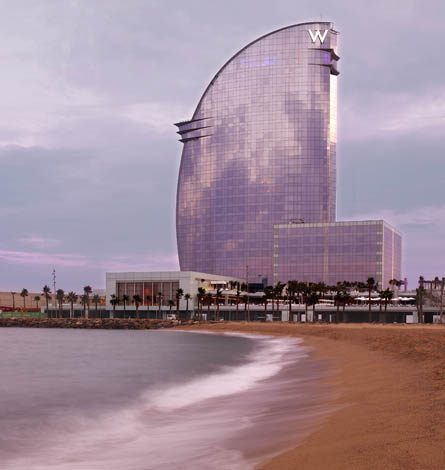 Entrevista con carles abell n chef restaurante bravo for Hotel w barcelona restaurante