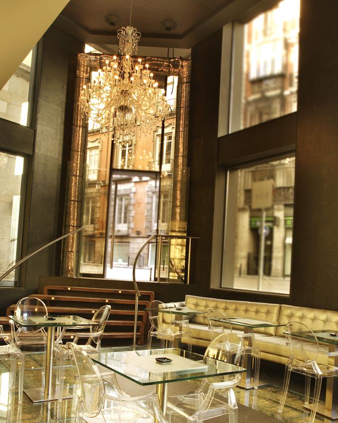 Entrevista con santi llorens director joy eslava glass for Design hotel urban madrid
