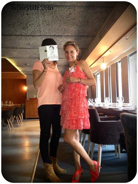 Una comida con Carla Royo-Villanova, empresaria, escritora y princesa de Panagiuristhe.