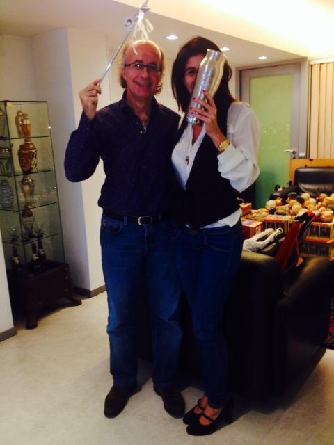 Una café con Javier de las Muelas, empresario, creador de tendencias y un referente en el mundo del cocktail.