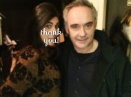 Ferran Adrià: Entrevista y Exhibición, Notes on Creativity by Ferran Adrià. Drawing Center, NYC.