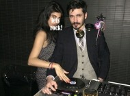 Interview with Jeremie Khlat, DJ. Hotel Americano, NYC, New York.