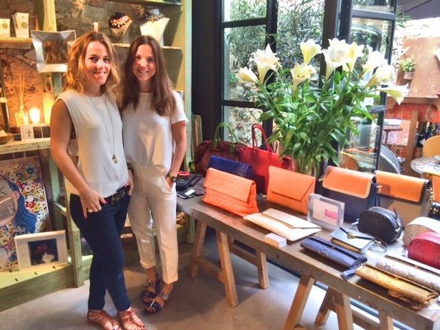 Cristina y Beth Puig-Doria, creadoras de la marca.