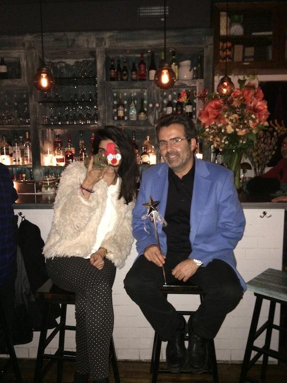 Xavier & Su Hada Madrina