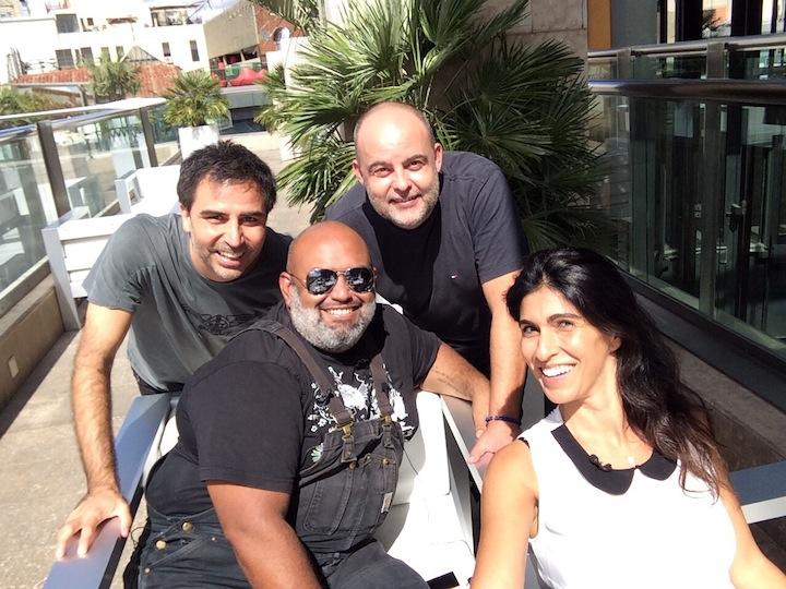 Ramiro Curá, Alfredo González, Lewis Amarante & Su Hada Madrina