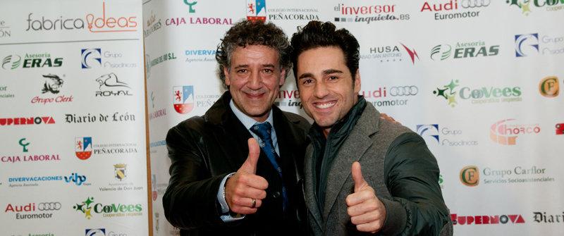 Rafa Guerrero y David Bustamante