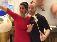 Conversando con Dabiz Muñoz, chef. Tres Estrellas Michelin. Restaurante DiverXo, Madrid
