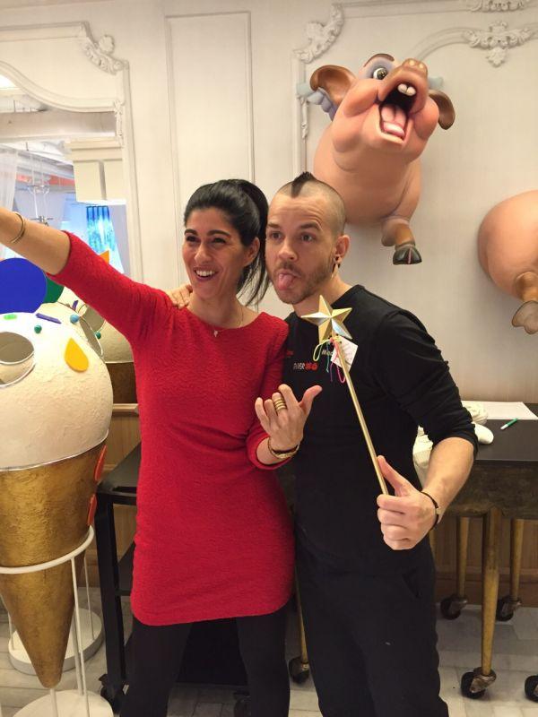 Entrevista Con Dabiz Muñoz Restaurante Diverxo Madrid Fairytalks
