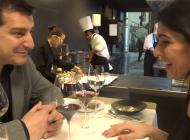 Comparando vinos con Josep Roca, Celler de Can Roca #noteatreves