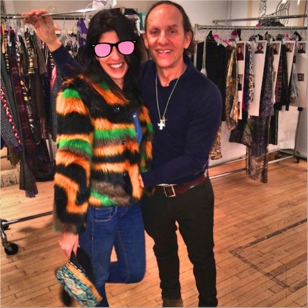 Entre bastidores con Custo Dalmau, NYC, MB Fashion Week. La Entrevista.