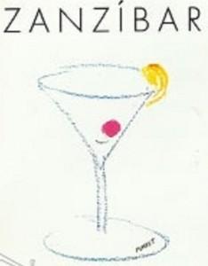 Zanzíbar Cocktail & Restaurant, Barcelona. Entrevista a Jaume Sanllorente, Sonrisas de Bombay.