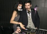 Interview with Jeremie Khlat, DJ. Hotel Americano, NYC, New York.