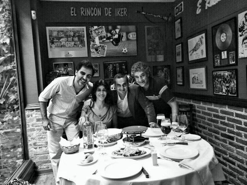 Ramiro Curá, Fernando Camino, Rafa guerrero & Su Hada Madrina